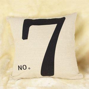 クッションカバー 抱き枕カバー 枕カバー リネン No.7