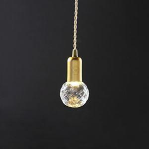 ミニLEDペンダントライト 照明器具 天井照明 シンプルデザイン 1灯-G9 LED対応