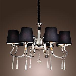 シャンデリア 天井照明 照明器具 リビング/ダイニング/店舗照明 8灯