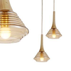 ペンダントライト 天井照明 ガラス製照明 インテリア照明器具 1灯