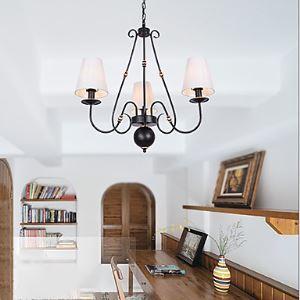 シャンデリア 天井照明 インテリア照明器具 リビング/店舗照明 3灯