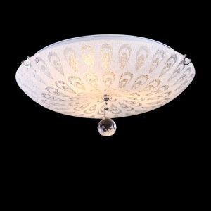 LEDシーリングライト 照明器具 天井照明 リビング 店舗 クジャク柄 オシャレ LED対応 D50cm