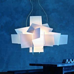 ペンダントライト アクリル製照明 天井照明 照明器具 幾何学型 2灯