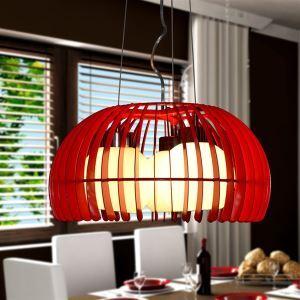 ペンダントライト 天井照明 カボチャ型照明器具 創意照明 3灯