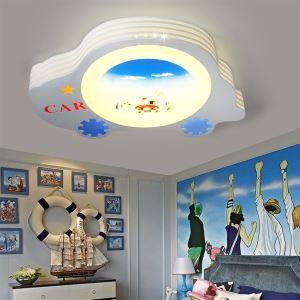 LEDシーリングライト 子供屋照明 アクリル照明 照明器具 天井照明 車型
