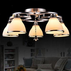 シーリングライト リビング照明 照明器具 天井照明 寝室照明 田舎風&和風 5灯