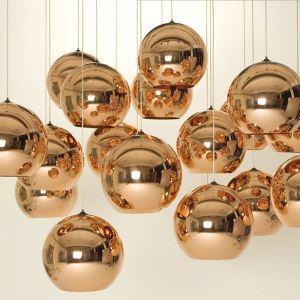 ペンダントライト 天井照明 照明器具 オフィス リビング 店舗 玄関 北欧風 球型 1灯