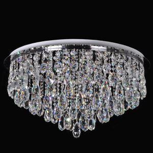 LEDシーリングライト クリスタル照明 リビング照明 天井照明 照明器具