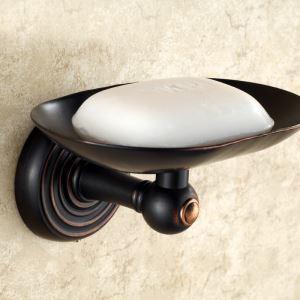 浴室ソープディッシュホルダー バスアクセサリー 真鍮製 ORB