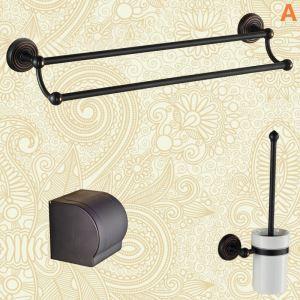 バスアクセサリーセット 浴室用品 真鍮製 ORB 3点/4点セット