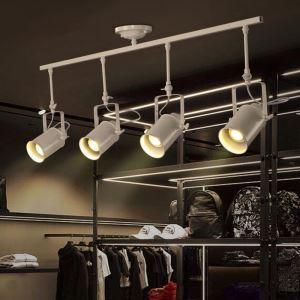 スポットライト シーリングライト 玄関照明 店舗照明 照明器具 4連 4灯 FMS163