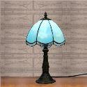 テーブルランプ ステンドグラス照明 卓上照明 1灯 BEH404764