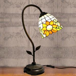 ステンドグラス テーブルランプ 卓上照明 間接照明 1灯 BEH403111