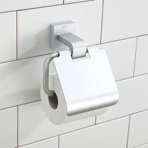 トイレットペーパーホルダー 紙巻器 トイレ用品 ペーパー収納 バスアクセサリー 陽極酸化処理 アルミニウム製