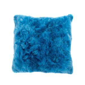 クッションカバー 抱き枕カバー フワフワ 人工狐毛皮 45*45cm 14DP005