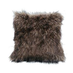 クッションカバー 抱き枕カバー フワフワ 人工ミンク毛皮 14DP022