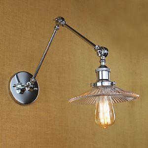 壁掛けライト ブラケット ウォールランプ 玄関照明 階段照明 工業風 北欧風 1灯 LB22249