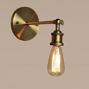 壁掛けライト ブラケット ウォールランプ 玄関照明 階段照明 工業風 北欧風 1灯 LB32041