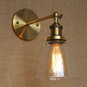 壁掛けライト ブラケット ウォールランプ 玄関照明 階段照明 工業風 北欧風 1灯 LB54330