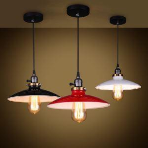 ペンダントライト 照明器具 天井照明 店舗照明 玄関照明 アイアン照明 工業風 ヴィンテージ 3色 1灯 CYDD010