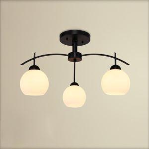 シャンデリア 天井照明 照明器具 アイアン照明 リビング照明 北欧風 3灯 CYDD356
