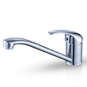 キッチン蛇口 台所蛇口 シンク用水栓 冷熱混合栓 水道蛇口 水栓金具