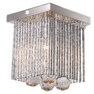 【送料無料】シーリングライト 照明器具 玄関照明 天井照明 オシャレ クリスタル 1灯 HL012