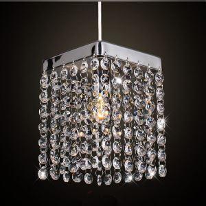 ペンダントライト 照明器具 玄関照明 天井照明 オシャレ クリスタル 1灯 HL014