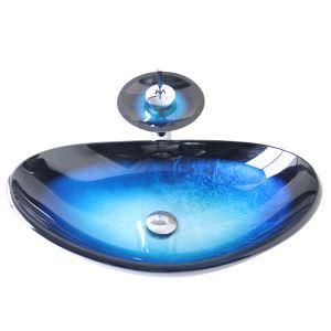 洗面ボウル&蛇口セット 手洗い鉢 洗面ボール 洗面器 洗面ボール 排水金具付 オシャレ SN779