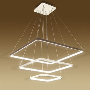 LEDペンダントライト 照明器具 天井照明 リビング照明 店舗 吹き抜け LED対応 70+50+30cm CI240