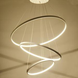 LEDペンダントライト 照明器具 リビング照明 店舗照明 LED対応 80+60+40cm CI245