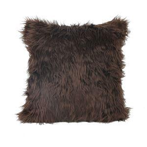 クッションカバー 抱き枕カバー フワフワ 人工毛皮 北欧風 20DP012