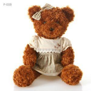 ぬいぐるみ 抱き枕 おもちゃ 熊家族 テディベア プレゼント M DP26007