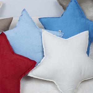 ぬいぐるみ 抱き枕 クッション 腰枕 飾り物 手作り セーム革 星 プレゼント DP28004