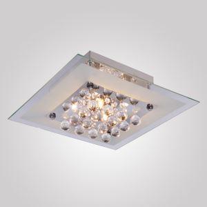 シーリングライト 照明器具 天井照明 リビング照明 クリスタル付き オシャレ 5灯 翌日発送