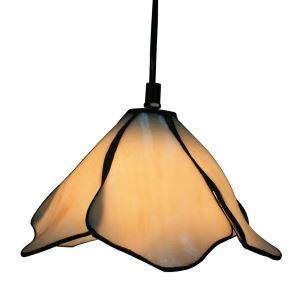 ペンダントライト ステンドグラスランプ ティファニーライト 照明器具 玄関照明 D20cm LTPL198