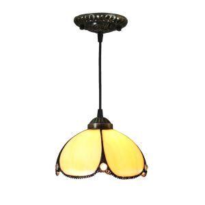 ペンダントライト ステンドグラスランプ ティファニーライト 照明器具 玄関照明 D20cm LTPL236