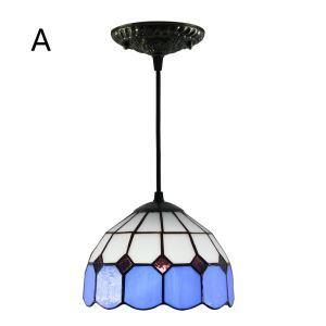 ペンダントライト ステンドグラスランプ ティファニーライト 照明器具 玄関照明 D20cm LTPL250