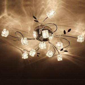 LEDシーリングライト リビング照明 照明器具 インテリア照明 オシャレ 11灯 LED対応