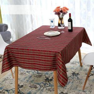 テーブルクロス テーブルカバー 撥水加工 チェック柄 正方形&長方形 TC004