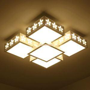 LEDシーリングライト 照明器具 リビング照明 ダイニング照明 寝室照明 オシャレ 桜ノ城 LED対応 FM022