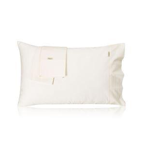 枕カバー ピロケース 封筒式カバー 寝具 コットンサテン 48*74cm 2点入り B3002