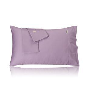 枕カバー ピロケース 封筒式カバー 寝具 コットンサテン 48*74cm 2点入り B3008