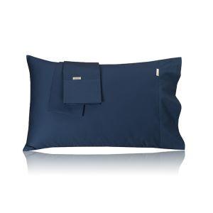 枕カバー ピロケース 封筒式カバー 寝具 コットンサテン 48*74cm 2点入り B3009