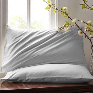 枕カバー ピロケース 封筒式カバー 寝具 コットンサテン 48*74cm 2点入り B2012