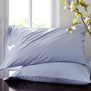 枕カバー ピロケース 封筒式カバー 寝具 コットンサテン 48*74cm 2点入り B2014