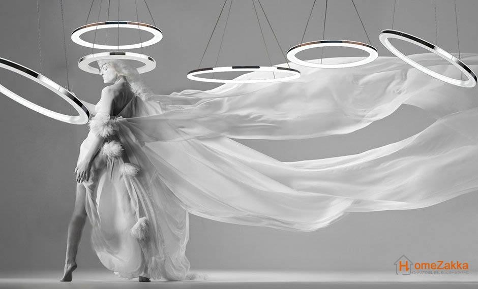 天使の後光