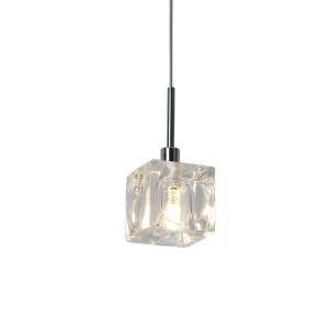 LEDペンダントライト 照明器具 天井照明 玄関照明 オシャ照明レ クリスタル 1灯 LED対応