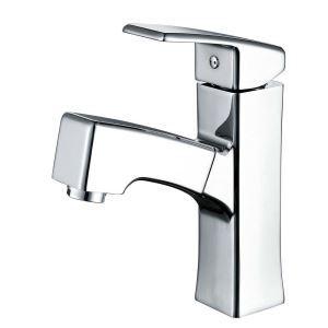 洗面蛇口 スプレー混合栓 洗髪用水栓 ホース引出式 水道蛇口 立水栓 整流 クロム HY460