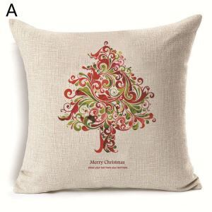 クッションカバー クリスマスシリーズ 抱き枕カバー 枕カバー Merry Christmas ギフト DP33512